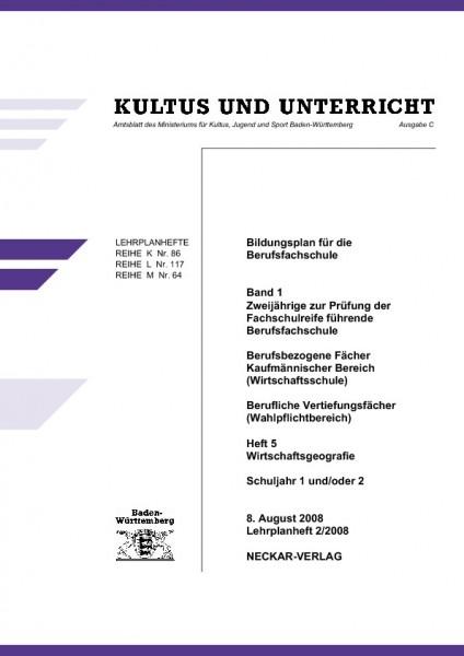 LPH 2/2008 - Wirtschaftsgeografie