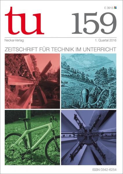 TU 159 Zeitschrift für Technik im Unterricht