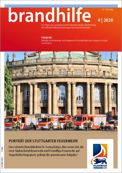 Brandhilfe Baden-Württemberg 4/2020