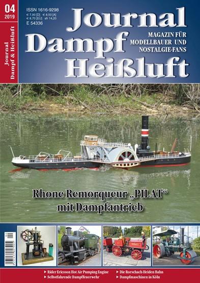Journal Dampf-Heißluft 4/2019