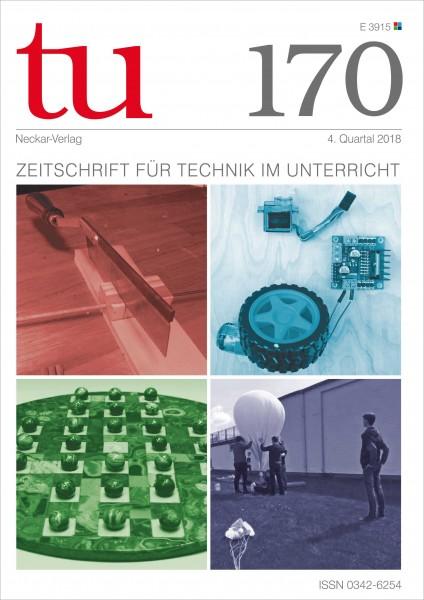 tu 170 - Zeitschrift für Technik im Unterricht