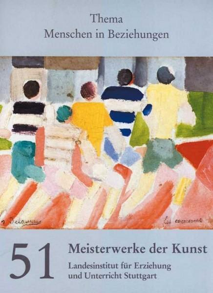 Kunstmappe 51/2003 Menschen in Beziehungen