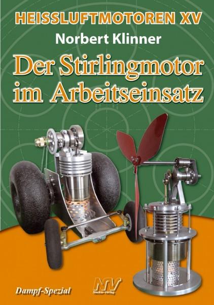 Heißluftmotoren XV