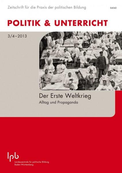 Politik & Unterricht 3/4-2013
