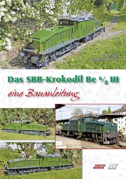 Bauplan SBB-Krokodil