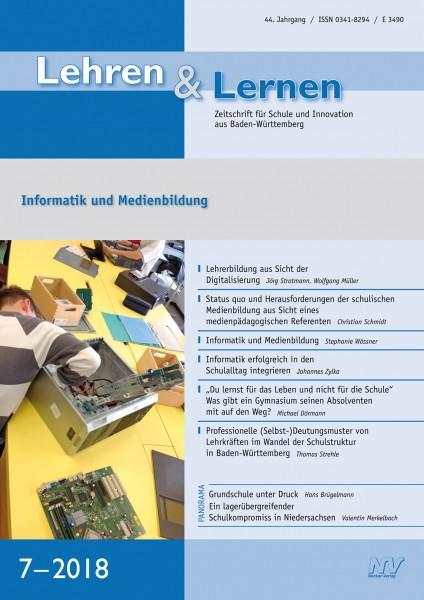 Lehren & Lernen 7/2018