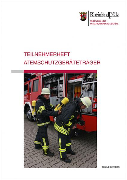 Teilnehmerheft Atemschutzgeräteträger Rheinland-Pfalz