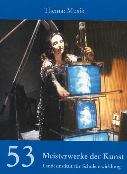 Kunstmappe 53/2005 Musik