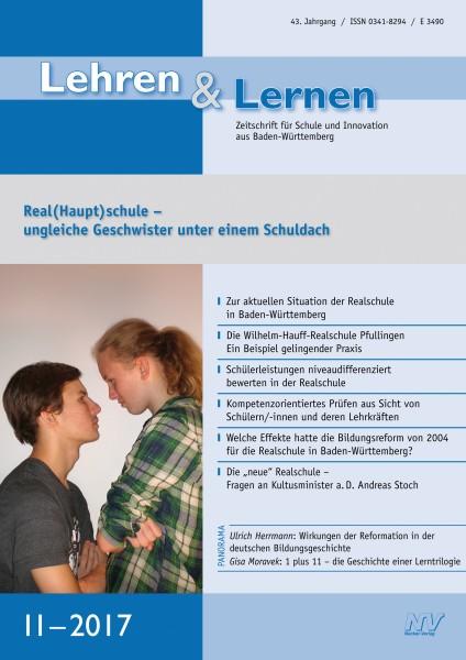 Lehren & Lernen 11/2017