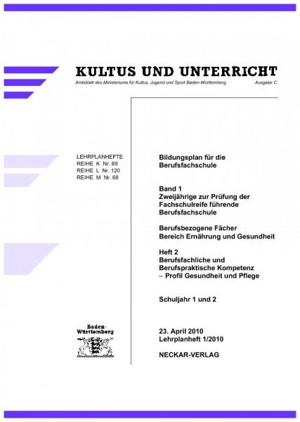 LPH 1/2010 - Gesundheit und Pflege