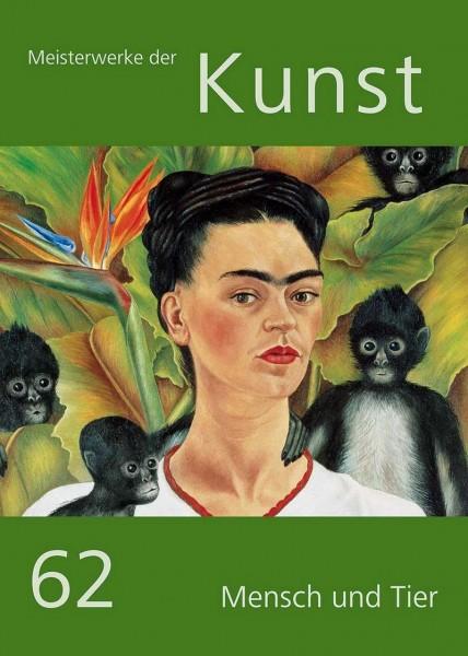 Kunstmappe 62/2014 Mensch und Tier