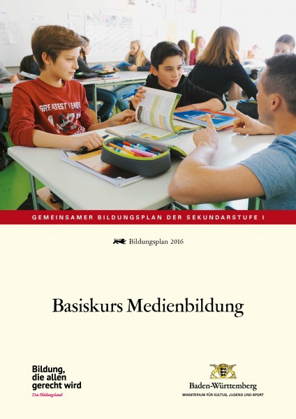 LPH 2/2016 Bildungsplan - Basiskurs Medienbildung