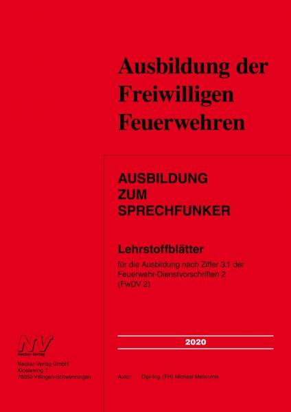 Sprechfunker Ausbildung der Feuerwehren in Baden-Württemberg