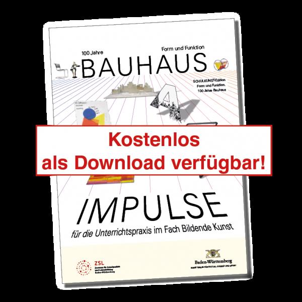SCHULKUNST: 100 Jahre Bauhaus (E-Book)