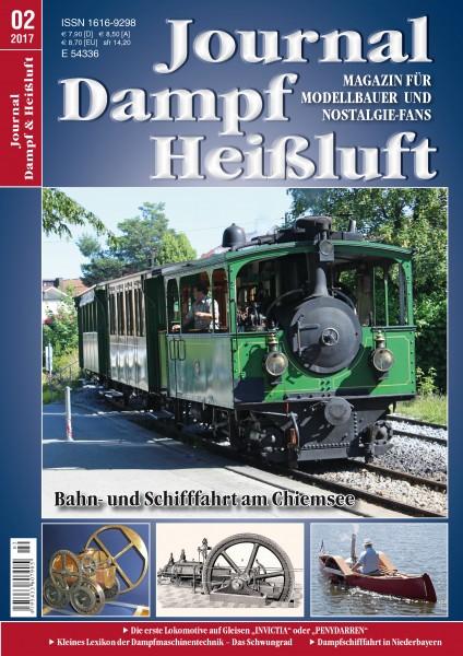 Journal Dampf & Heißluft 2/2017
