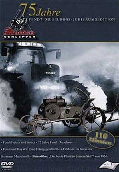 DVD 75 Jahre Fendt Dieselross - Jubiläumsedition