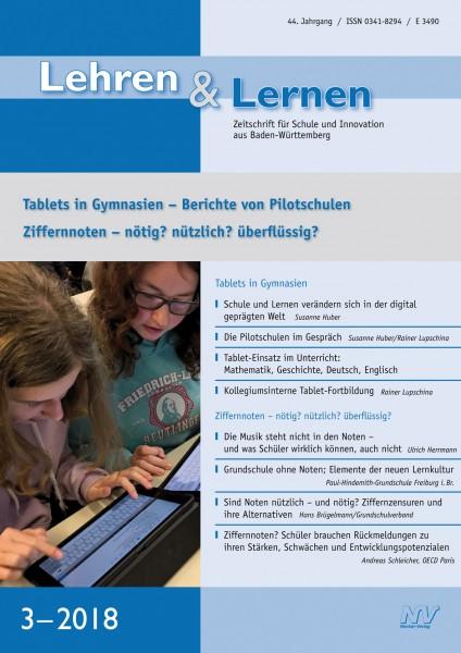 Lehren & Lernen 3/2018