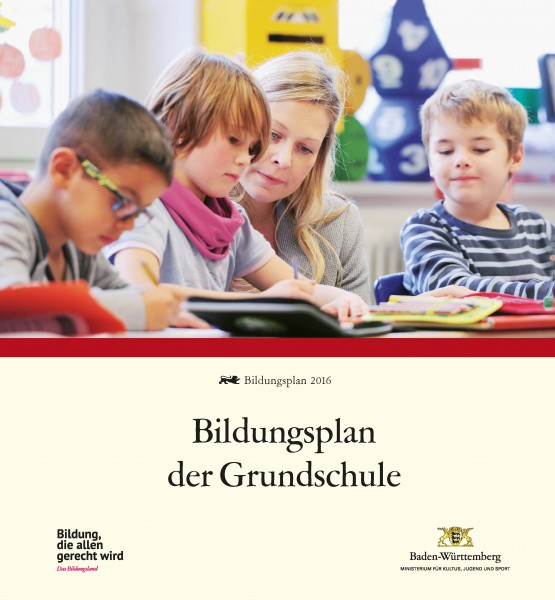 Ordner Lehrplanhefte 2016 Grundschule