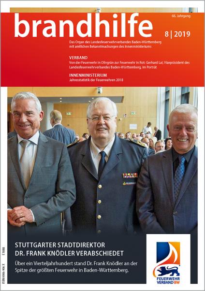 Brandhilfe Baden-Württemberg 8/2019