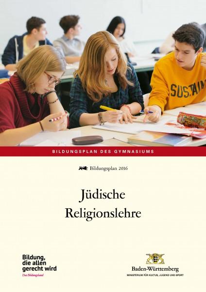LPH 3/2016 Bildungsplan - Jüdische Religionslehre