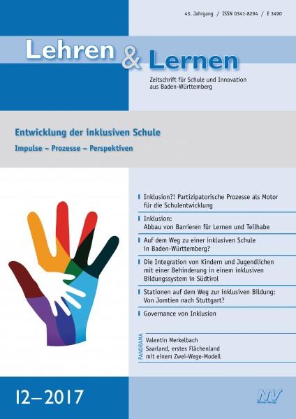 Lehren & Lernen 12/2017