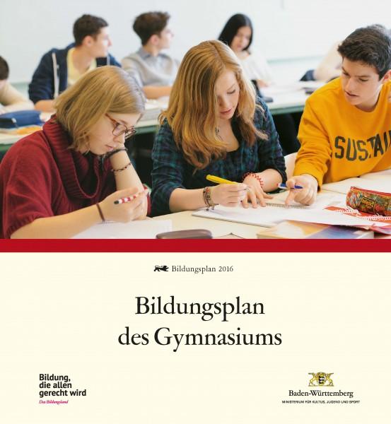LPH 3/2016 Bildungsplan Gymnasium - Komplettwerk