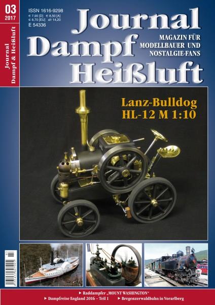 Journal Dampf & Heißluft 3/2017