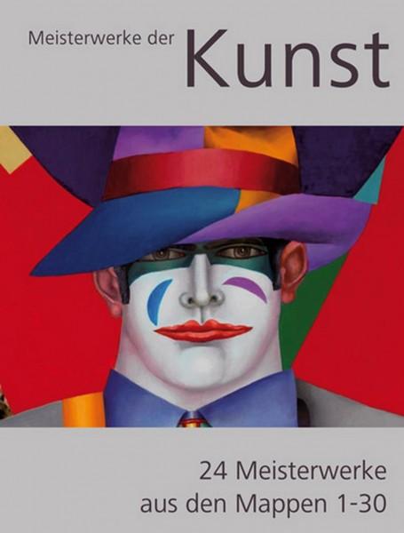 24 Meisterwerke aus den Mappen 1–30