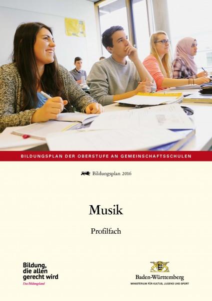 LPH 4/2016 Bildungsplan - Musik