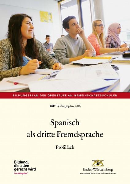 LPH 4/2016 Bildungsplan - Spanisch als dritte Sprache