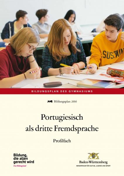 LPH 3/2016 Bildungsplan - Portugiesisch als dritte Fremdsprache