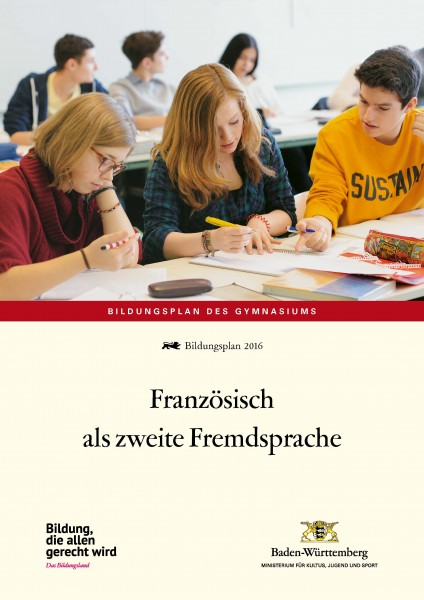 LPH 3/2016 Bildungsplan - Französisch als zweite Fremdsprache
