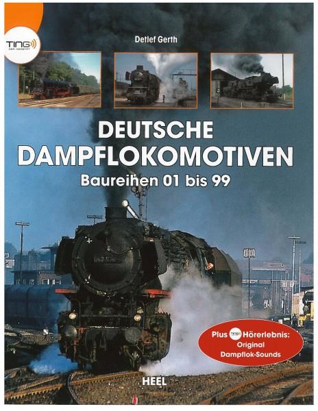 Deutsche Dampflokomotiven – Baureihen 01 bis 99