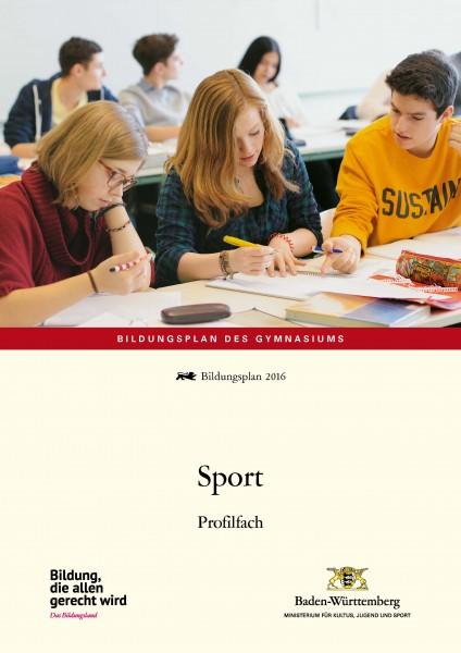 LPH 3/2016 Bildungsplan - Sport