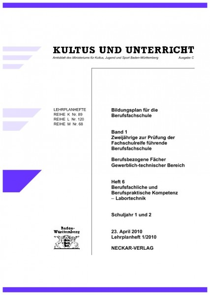 LPH 1/2010 - Labortechnik