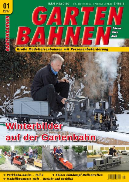 Gartenbahnen - 1/2017