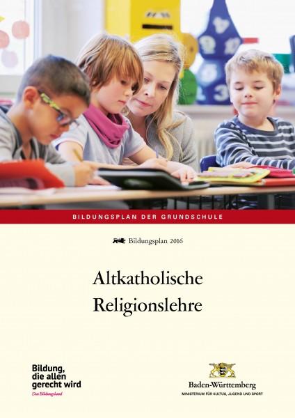 LPH 1/2016 Bildungsplan - Altkatholische Religionslehre