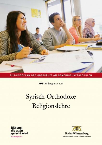 LPH 4/2016 Bildungsplan - Syrisch-Orthodoxe Religionslehre