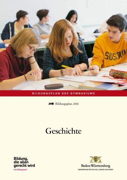LPH 3/2016 Bildungsplan - Geschichte