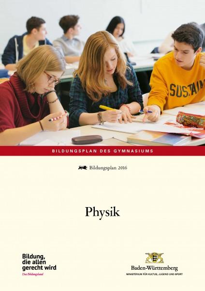 LPH 3/2016 Bildungsplan - Physik