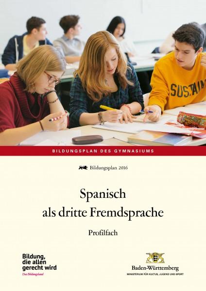 LPH 3/2016 Bildungsplan - Spanisch als dritte Fremdsprache