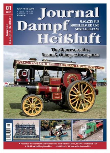 Journal Dampf & Heißluft 1/2013