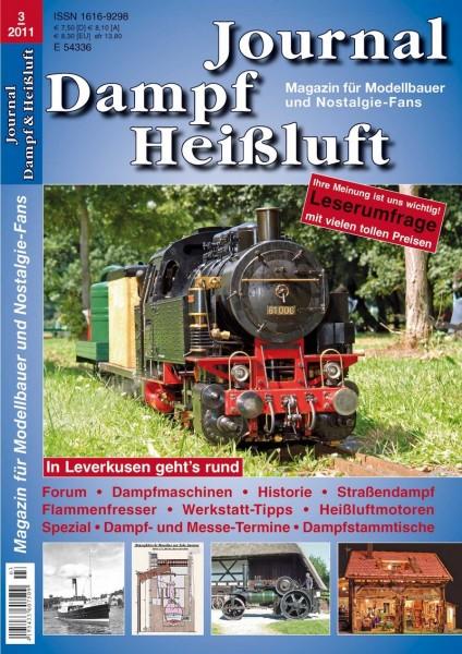 Journal Dampf & Heißluft 3/2011