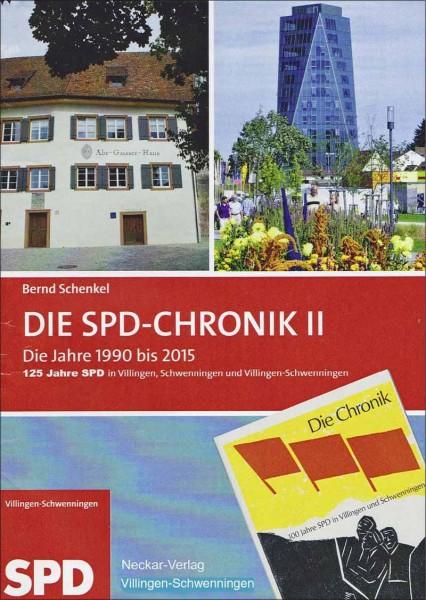 Die SPD-Chronik II - Die Jahre 1990 bis 2015
