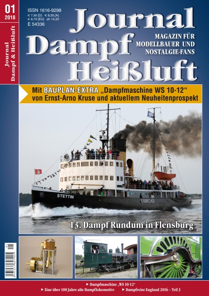 Journal Dampf-Heißluft 1/2018