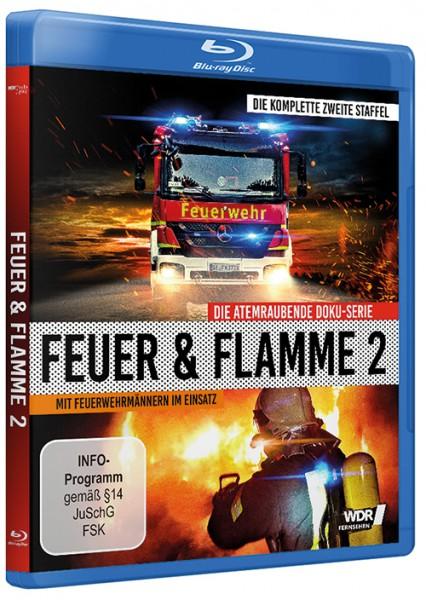 Feuer & Flamme Staffel 2 (Blu-ray Disc)