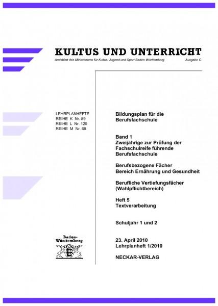 LPH 1/2010 - Textverarbeitung