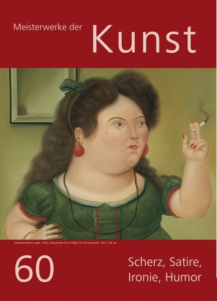 Kunstmappe 60/2012 Scherz, Satire, Ironie, Humor