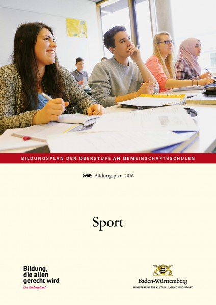 LPH 4/2016 Bildungsplan - Sport